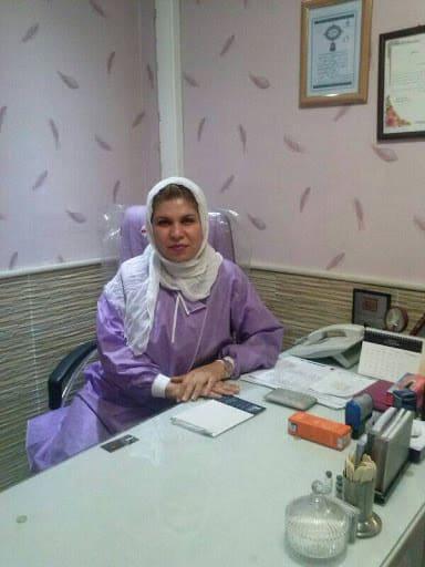 دکتر مریم ابراهیم اژدری متخصص پوست و مو