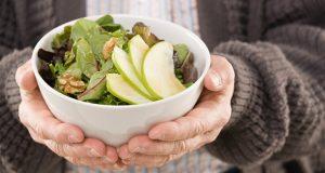 افزایش سن و تغذیه