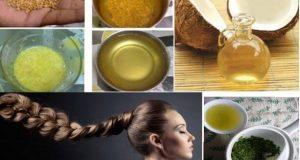 درمان های خانگی برای رفع ریزش مو