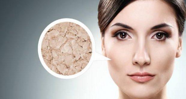 مقابله با خشکی پوست