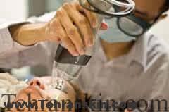 استفاده ازلیزربرای ازبین بردن لکه های پیری پوست