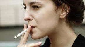 چروکهای صورت ناشی ازسیگارکشیدن