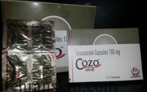 ایتراکونازول