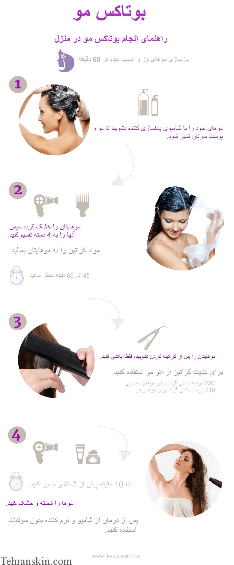1 1 - بوتاکس مو چیست و بهترین محصولات بوتاکس مو کدامند؟ (بخش سوم)