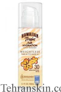 Hawaiian Tropic Skin Hydrating Weightless SPF 30
