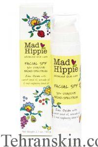 Mad Hippie 30+ Zinc Oxide Facial SPF