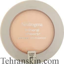 پودر Neutrogena Mineral Sheers