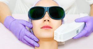 لیزر درمانی موهای زائد