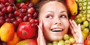 مواد غذایی برای سلامت پوست