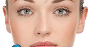 جوانسازی صورت با تزریق بوتاکس