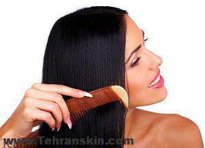سالم و زیبا نگه داشتن موها پس از ریباندینگ