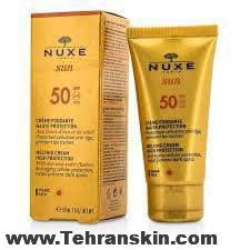 ضد افتاب NUXE - با برند کرم ضد آفتاب نوکس آشنا شویم!