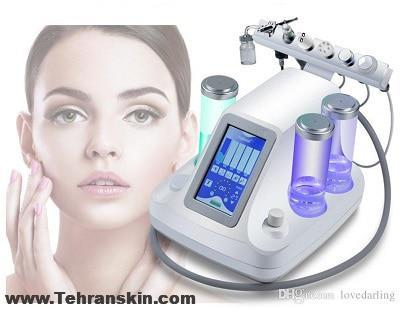 بهترین مرکز و جدیدترین روش جواننسازی: هیدرودرمی آب رسانی پوست