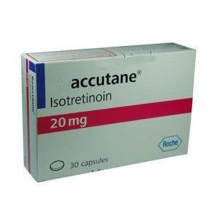 ایزوترتینوئین یا آکوتان