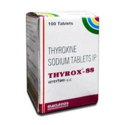 داروی تیروکسین برای درمان کم کاری تیروئید