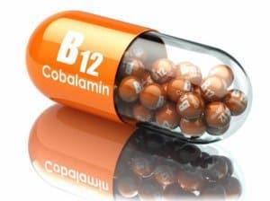کمبود ویتامین  B 12