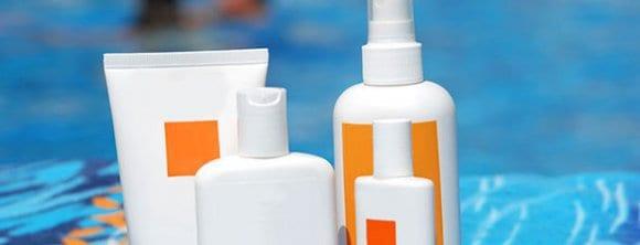 مهمترین عوارض جانبی کرم های ضد آفتاب