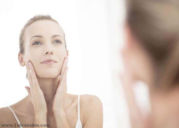45 - لیفت صورت و تایتنینگ پوست بدون نیاز به جراحی :با دستگاه فیس آپ آشنا شوید!