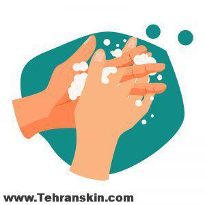 2 300x300 - مهمترین نکات برای پاکسازی پوست صورت در دوران قرنطینه