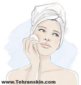4 285x300 - مهمترین نکات برای پاکسازی پوست صورت در دوران قرنطینه