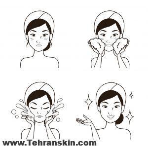 5 300x300 - مهمترین نکات برای پاکسازی پوست صورت در دوران قرنطینه